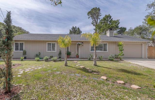 675 Lyndon St, Monterey, CA 93940 (#ML81832532) :: Olga Golovko