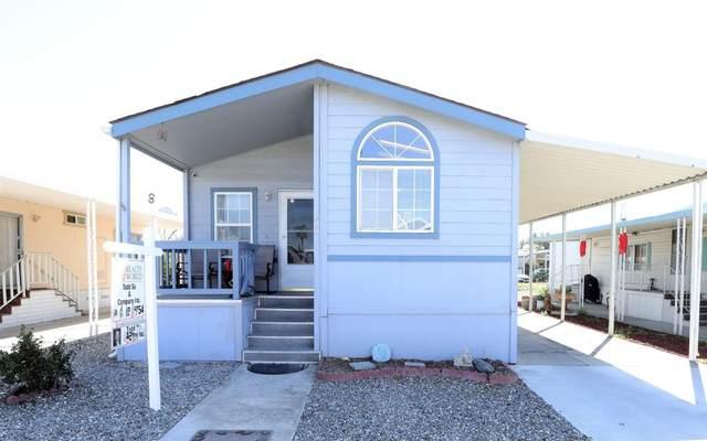 2600 Senter 109, San Jose, CA 95111 (#ML81832536) :: Robert Balina | Synergize Realty