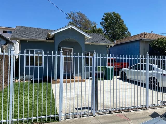 472 Hale Ave, Oakland, CA 94603 (#ML81832570) :: Schneider Estates