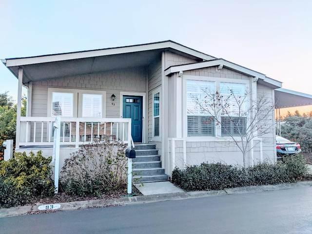 433 Sylvan Ave 93, Mountain View, CA 94041 (#ML81832577) :: Olga Golovko