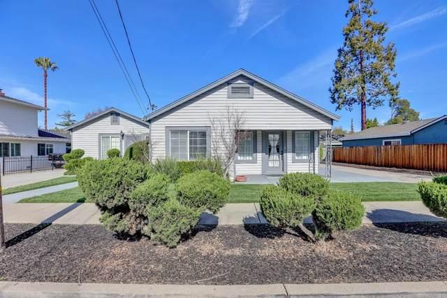885 Curtner Ave, San Jose, CA 95125 (#ML81832583) :: Strock Real Estate