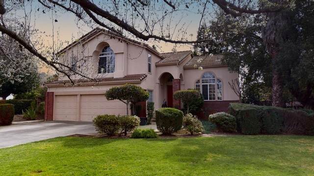 2678 Calico Ct, Morgan Hill, CA 95037 (#ML81832585) :: The Realty Society