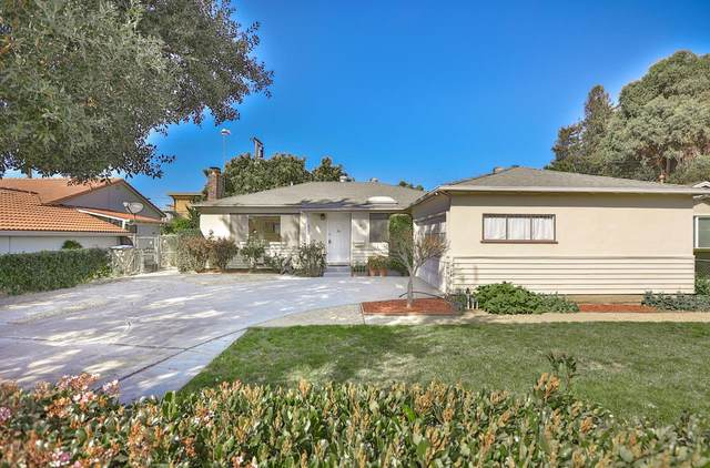 3557 Margate Ave, San Jose, CA 95117 (#ML81832618) :: The Realty Society