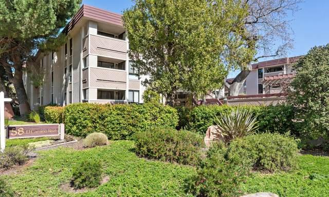 58 N El Camino Real 212, San Mateo, CA 94401 (#ML81832680) :: The Goss Real Estate Group, Keller Williams Bay Area Estates