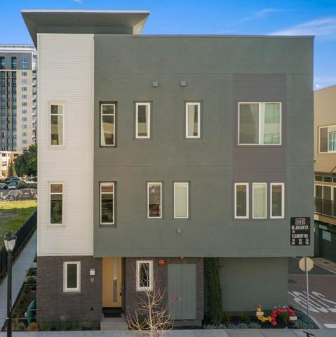 191 W Julian St, San Jose, CA 95110 (#ML81832708) :: The Realty Society