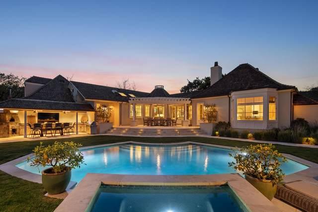 550 Albion Ave, Woodside, CA 94062 (#ML81832714) :: Intero Real Estate