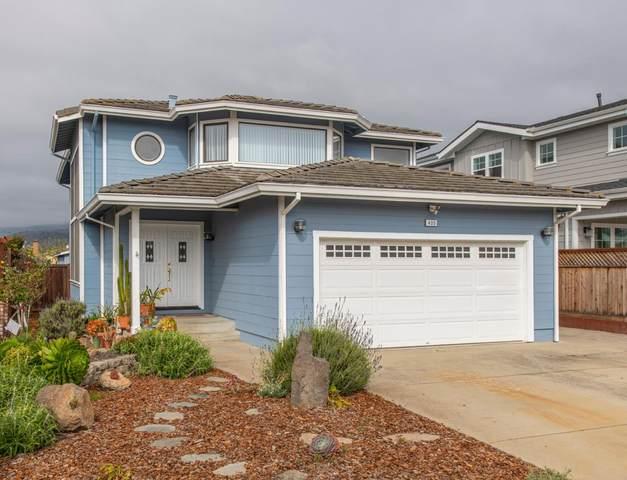 435 Correas St, Half Moon Bay, CA 94019 (#ML81832728) :: The Kulda Real Estate Group