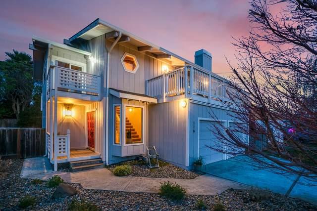 116 Santa Cruz Ave, Aptos, CA 95003 (#ML81832732) :: Schneider Estates