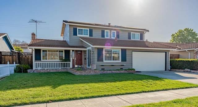 1102 Rickenbacker St, San Jose, CA 95128 (#ML81832734) :: The Realty Society