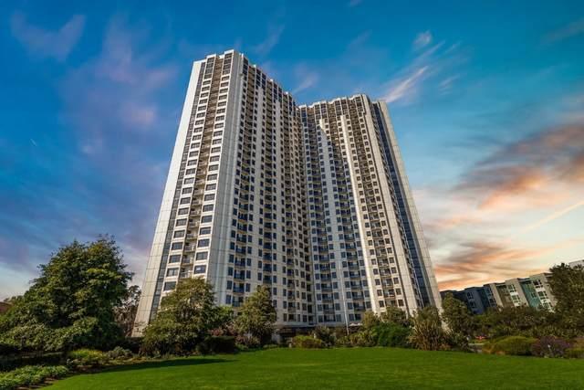 6363 Christie Ave 606, Emeryville, CA 94608 (#ML81832783) :: Intero Real Estate