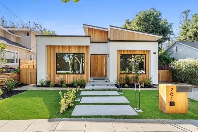 264 Oxford Ave, Palo Alto, CA 94306 (#ML81832813) :: Intero Real Estate