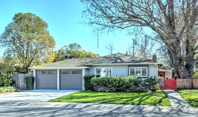 323-325 Waverley St, Menlo Park, CA 94025 (#ML81832847) :: The Realty Society