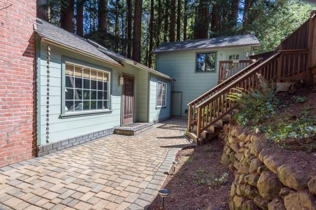 112 Skylonda, Woodside, CA 94062 (#ML81832857) :: Schneider Estates