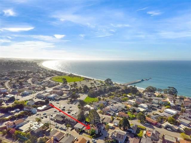 209 Park Dr, Aptos, CA 95001 (#ML81832859) :: Schneider Estates