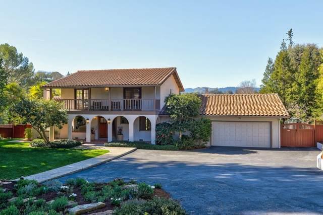28190 Radcliffe Ln, Los Altos Hills, CA 94022 (MLS #ML81832868) :: Compass