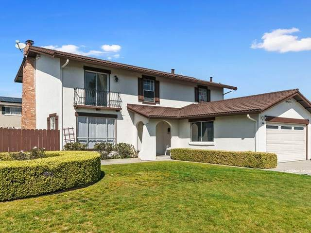 651 Crane Ave, Foster City, CA 94404 (#ML81832871) :: The Realty Society