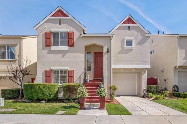 491 Danna Ct, San Jose, CA 95138 (MLS #ML81832880) :: Compass