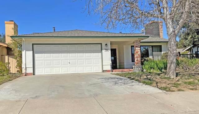 794 Mcdonald Way, Greenfield, CA 93927 (#ML81832903) :: RE/MAX Gold
