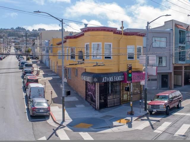 5201-5205 Mission St, San Francisco, CA 94112 (#ML81832952) :: Schneider Estates
