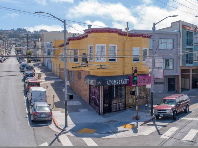 5201-5205 Mission St, San Francisco, CA 94112 (#ML81832952) :: The Goss Real Estate Group, Keller Williams Bay Area Estates