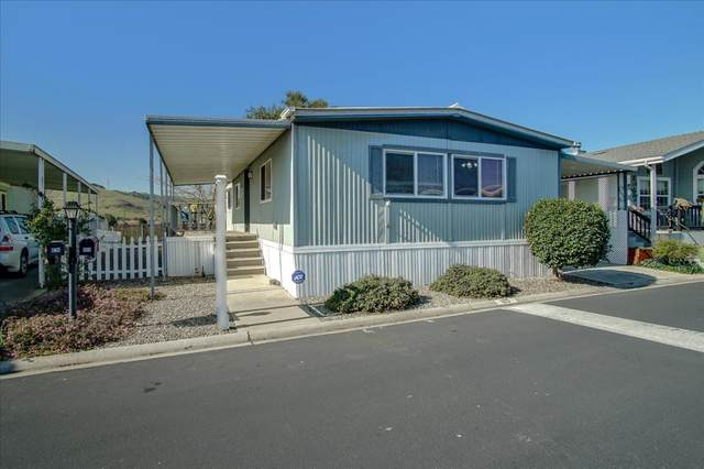 275 Burnett Ave 125, Morgan Hill, CA 95037 (#ML81832957) :: The Realty Society