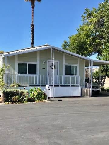 1075 Space Park Way 99, Mountain View, CA 94043 (#ML81833049) :: Intero Real Estate