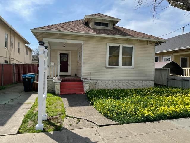 23 N Delaware St, San Mateo, CA 94401 (#ML81833068) :: The Gilmartin Group