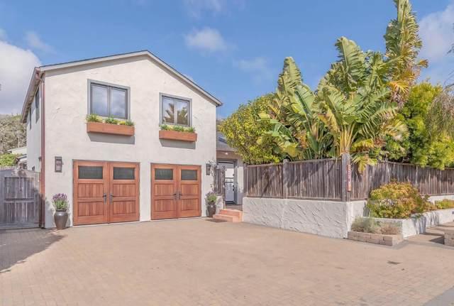2701 15th Ave, Carmel, CA 93923 (#ML81833112) :: Intero Real Estate