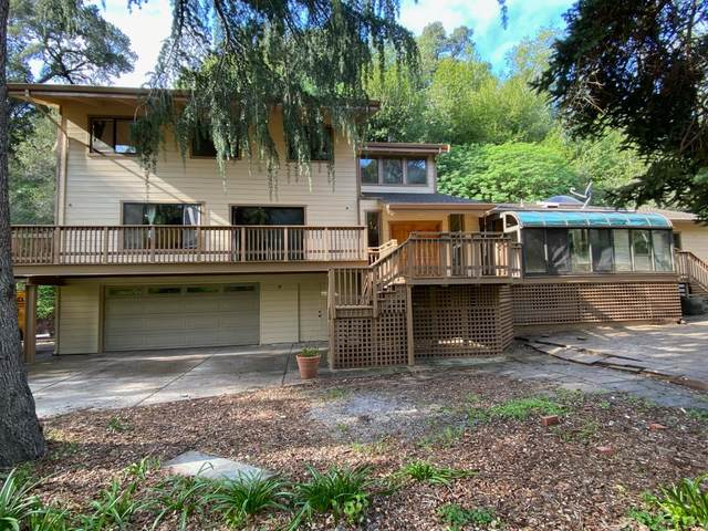 854 Midglen Way, Woodside, CA 94062 (#ML81833148) :: Robert Balina | Synergize Realty