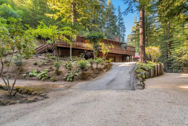 12101 Love Creek Rd, Ben Lomond, CA 95005 (#ML81833197) :: Strock Real Estate