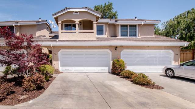 167 Redding Rd, Campbell, CA 95008 (#ML81833290) :: Live Play Silicon Valley