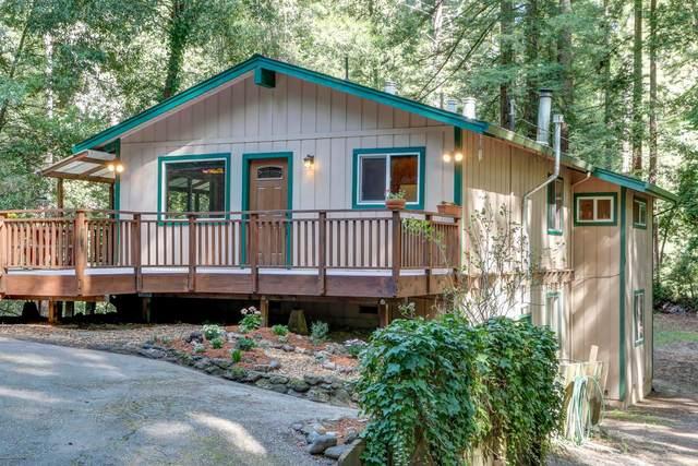 1298 Lakeside Dr, Felton, CA 95018 (#ML81833329) :: Intero Real Estate