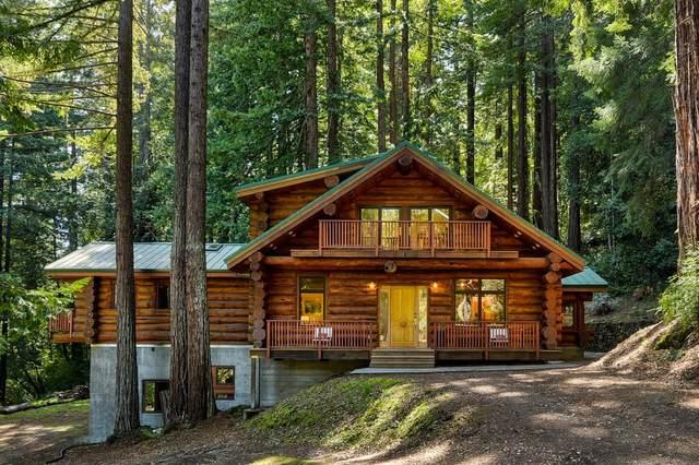 1800 Portola State Park Rd, La Honda, CA 94020 (#ML81833350) :: Intero Real Estate