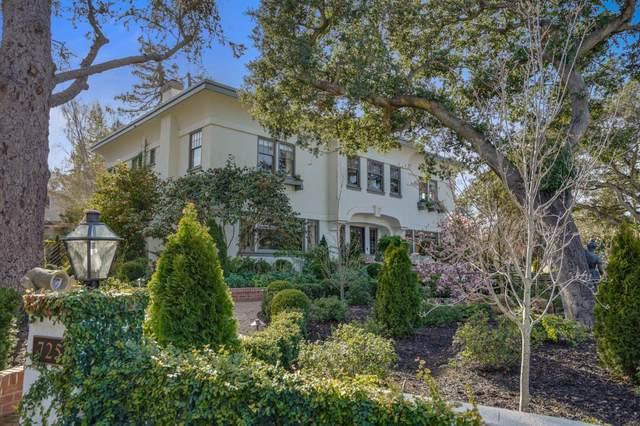 725 Hurlingham Ave, San Mateo, CA 94402 (#ML81833382) :: The Gilmartin Group