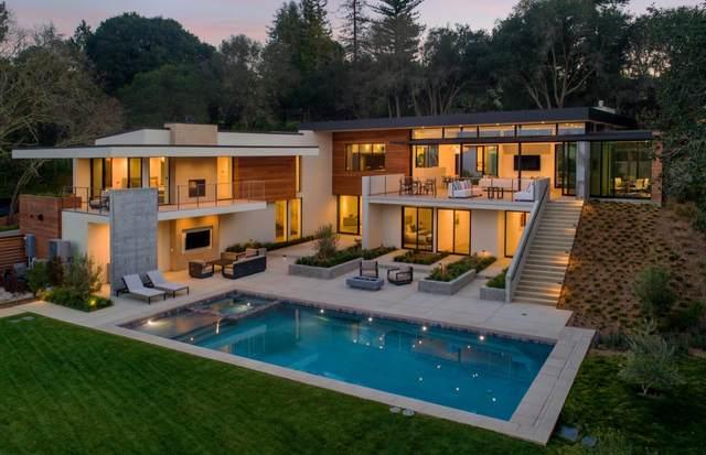 155 Bardet Rd, Woodside, CA 94062 (#ML81833395) :: Intero Real Estate