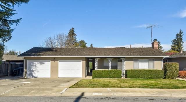 87 Starr Way, Mountain View, CA 94040 (#ML81833443) :: Intero Real Estate