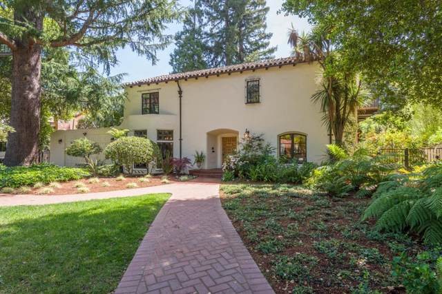 1056 University Ave, Palo Alto, CA 94301 (#ML81833468) :: Intero Real Estate