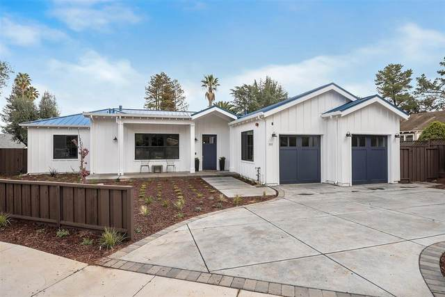 555 S El Monte Ave, Los Altos, CA 94022 (#ML81833582) :: Intero Real Estate