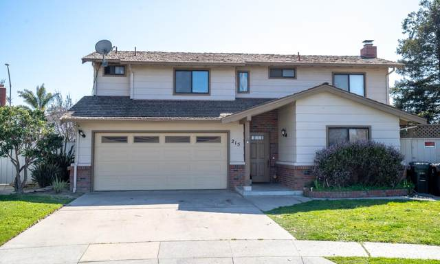 215 Massolo Ct, Salinas, CA 93907 (#ML81833710) :: Robert Balina | Synergize Realty