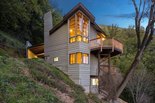 223 Rapley Ranch Rd, La Honda, CA 94020 (#ML81833750) :: Real Estate Experts