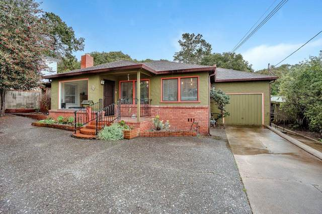 931 Rosita Rd, Del Rey Oaks, CA 93940 (#ML81833755) :: Strock Real Estate