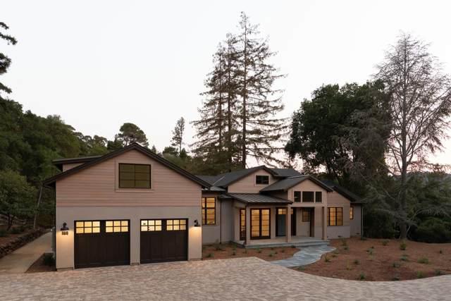 160 Fawn Ln, Portola Valley, CA 94028 (#ML81833785) :: Robert Balina | Synergize Realty