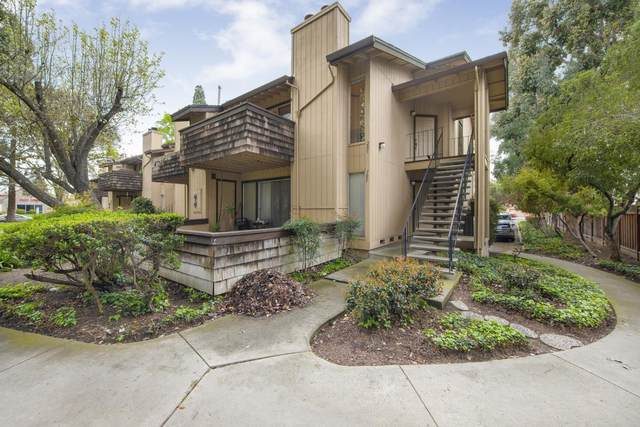1090 Bird Ave 205, San Jose, CA 95125 (#ML81833857) :: The Sean Cooper Real Estate Group