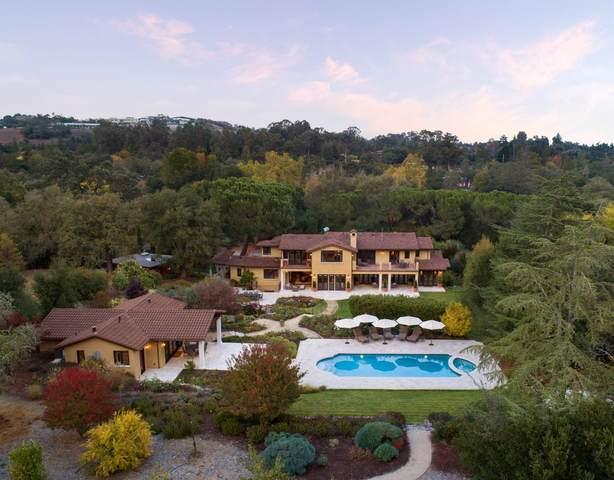 166 Olive Hill Ln, Woodside, CA 94062 (MLS #ML81833901) :: Compass