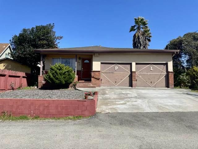1166 Bella Vista Ct, Seaside, CA 93955 (#ML81833998) :: Intero Real Estate