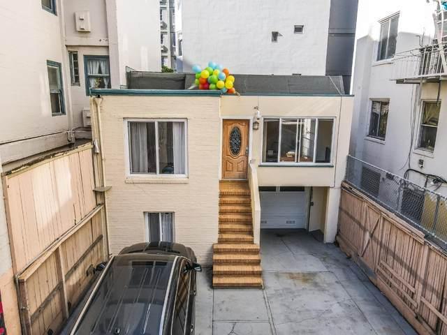 606 Ellis St, San Francisco, CA 94109 (#ML81834128) :: The Goss Real Estate Group, Keller Williams Bay Area Estates