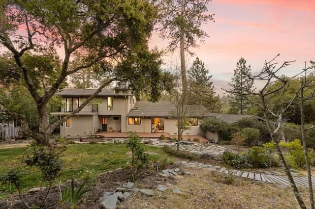 240 Tan Oak Dr, Scotts Valley, CA 95066 (MLS #ML81834582) :: Compass