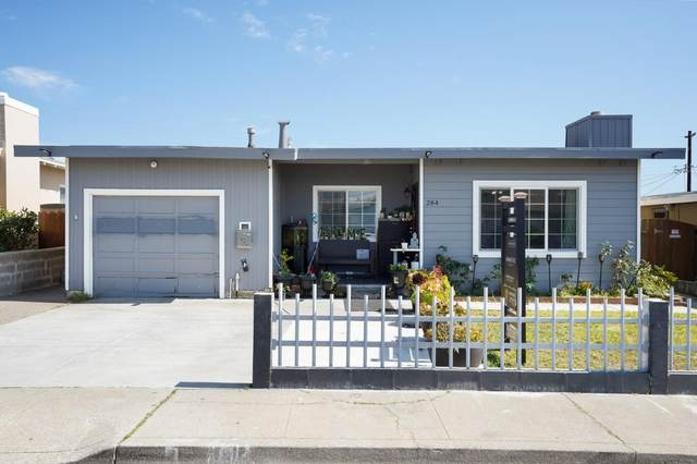 284 Oakcrest Ave, South San Francisco, CA 94080 (#ML81834598) :: The Gilmartin Group