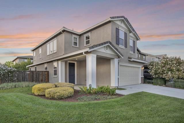 405 San Simeon Ct, Morgan Hill, CA 95037 (#ML81834822) :: The Sean Cooper Real Estate Group