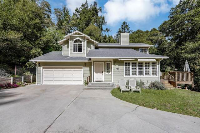 725 Sunrise Rdg, Scotts Valley, CA 95066 (#ML81834828) :: Intero Real Estate